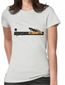 The Fast and the Furious Classic Moment Womens Fitted T-Shirt