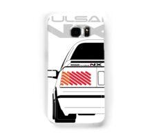 Nissan NX Pulsar Coupe - White Samsung Galaxy Case/Skin