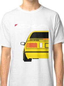 Nissan Exa Coupe - Yellow Classic T-Shirt