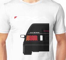 Nissan Exa Sportback - Black Unisex T-Shirt