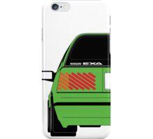 Nissan Exa Sportback - Greeb iPhone Case/Skin
