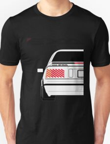Nissan Exa Coupe - White T-Shirt