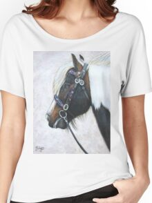Double Tumble's Celtic Bridle Women's Relaxed Fit T-Shirt