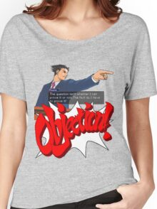 Ace Attorney - Phoenix Wright Women's Relaxed Fit T-Shirt