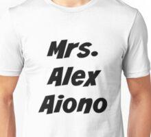 Mrs. Alex Aiono Unisex T-Shirt
