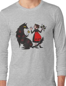 What's the time, Mr Wolf Long Sleeve T-Shirt