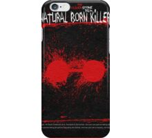 Natural Born Killers iPhone Case/Skin