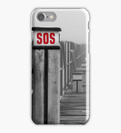 Save Our Souls iPhone Case/Skin