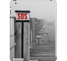 Save Our Souls iPad Case/Skin