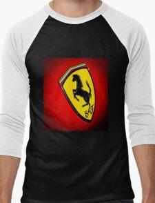 Il Cavallino Ferrari Men's Baseball ¾ T-Shirt