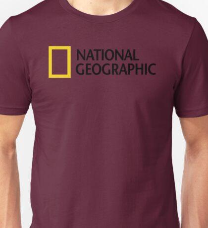 national geographic Unisex T-Shirt