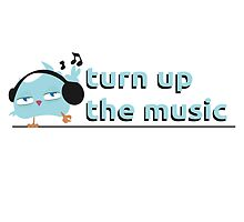 Turn up the music by berlinrob