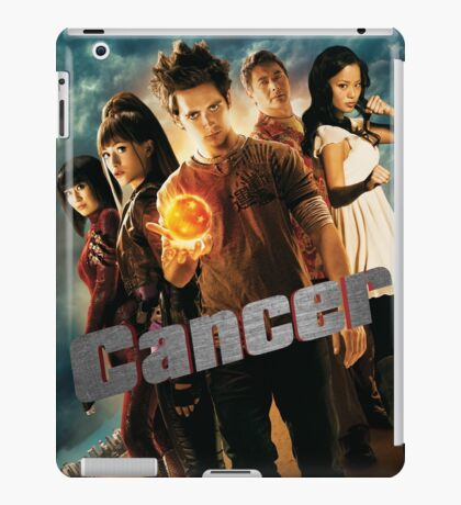Dragonball Evolution iPad Case/Skin