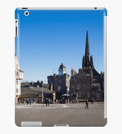 Edinburgh Buildings iPad Case/Skin
