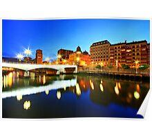 Bilbao Poster