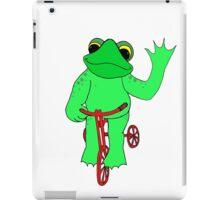 Friendly Frog iPad Case/Skin