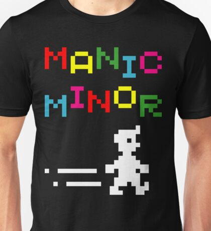 ZX Spectrum - Manic Minor Unisex T-Shirt