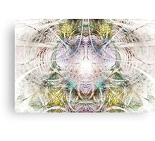 Caught in the Net Canvas Print