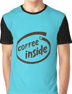 Coffee Inside Graphic T-Shirt