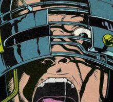 Robocop Comic Sticker