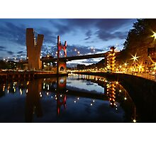 Bilbao Photographic Print
