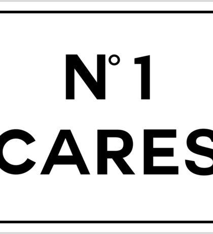 Chanel No1 Cares Sticker