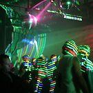 laser stripes by Scott Sandars