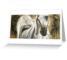 Painter Song Greeting Card