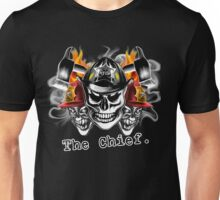 Firefighter: The Chief Unisex T-Shirt