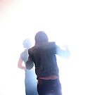 dance into the light by Scott Sandars