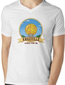 Knoxville World Fair Mens V-Neck T-Shirt