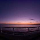 Jetty Dawn by Andrew Dickman