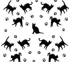 Black Cats by Vitta