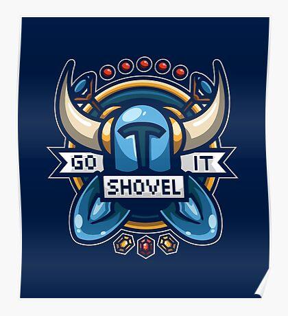 Go Shovel It Poster
