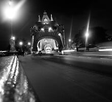 Photo 1, Tower Bridge Series by elfern