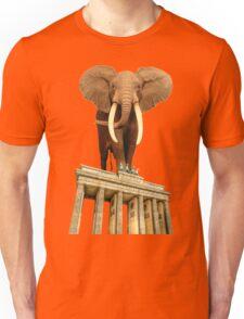 space elephant Unisex T-Shirt