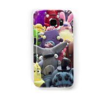 creepy collage Samsung Galaxy Case/Skin