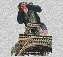 sky monkey #1 One Piece - Long Sleeve