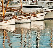 Barca Boats by Stephen Knowles