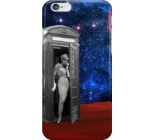Who Is It iPhone Case/Skin