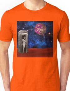 Who Is It Unisex T-Shirt