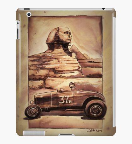 World Travler iPad Case/Skin