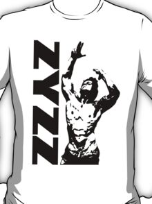 Zyzz Pose Exclusive Portrait T-Shirt