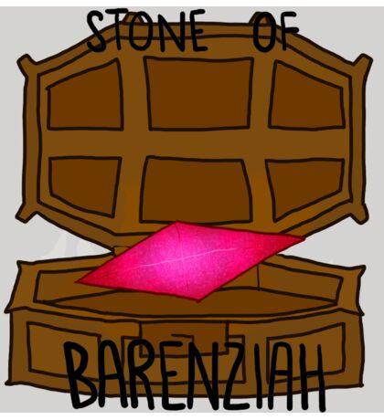 Stone of barenziah Sticker