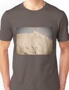 To the Point photograph Mount Shasta  Unisex T-Shirt