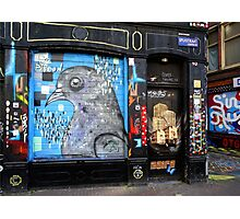 Amsterdam Graffiti Street Art Nr. 3 Photographic Print