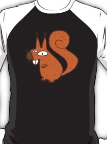 Cute cartoon squirrel T-Shirt