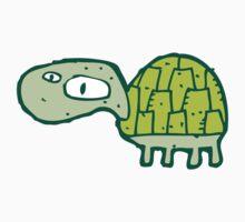Funny cartoon turtle T-Shirt