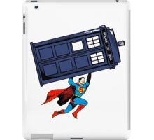 The Safest Way To Travel iPad Case/Skin