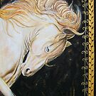 The Golden Horse by Tahnja